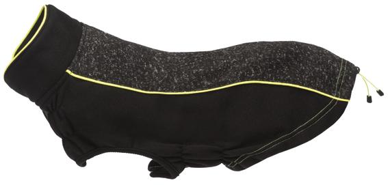 Hudson pullover, XS: 30 cm: 40 cm, svart/grå