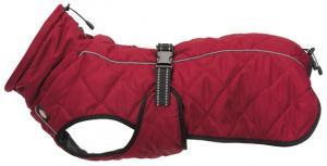 Minot täcke, L: 62 cm: 62-89 cm, röd