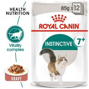 FHN Instinctive 7+ Gravy 85 g