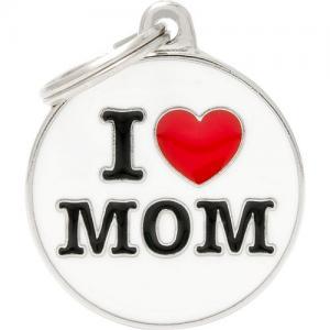 charms, I love mom