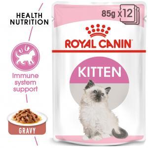FHN Kitten Gravy 85 g