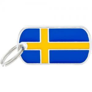 flags, Sverige