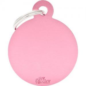 basic, cirkel stor, pink