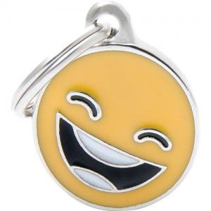 charms, emoticon smile
