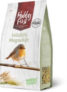 Hobby First Mega Vildtfågelblandning 4 kg