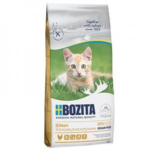 Bozita Kitten Grain Free Chicken 400gr