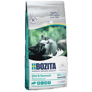 Bozita Diet & Stomach Grain Free Elk 400gr