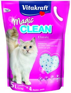 Magic Clean 5liter, Katt