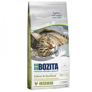 Bozita Indoor & Sterilised Chicken 400gr