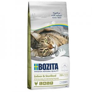 Bozita Indoor & Sterilised Chicken 2kg
