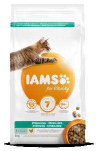 Iams Cat Ad Sterilised 3 kg