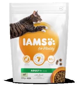 Iams Cat Ad Lamb 200 g