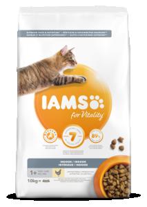 Iams Cat Ad Indoor 10 kg