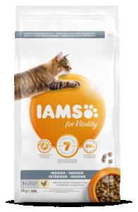 Iams Cat Ad Indoor 3 kg