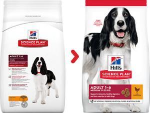 SP Canine Adult Medium Chicken 14kg