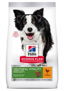 SP Canine Adult7+ Youthful Vitality Medium Chicken 14kg