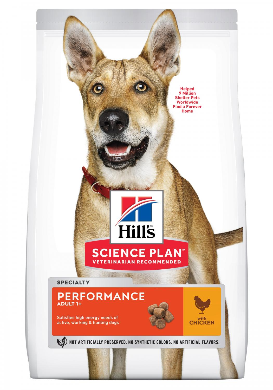 SP Canine Adult Performance 14kg