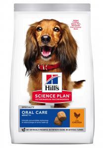 SP Canine Adult Oral Care Medium Chicken 12kg