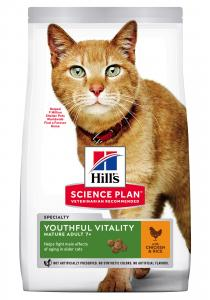 SP Feline Youthful Vitality Chicken with Rice 7kg