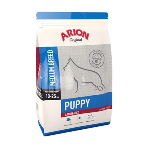 Arion PUPPY MEDIUM Lamb & Rice 12kg