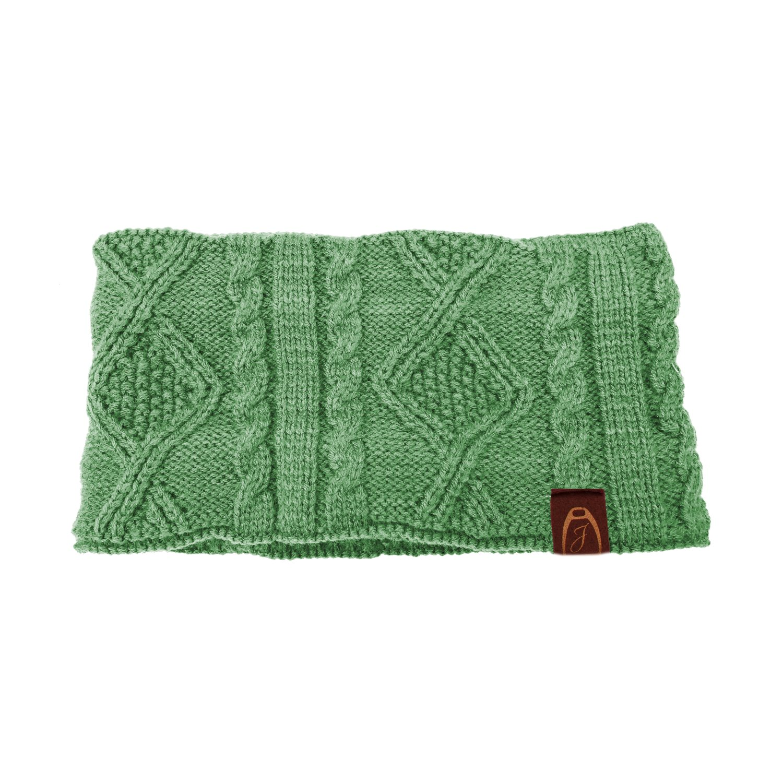 Pannband Cherrie ljusgrön sr