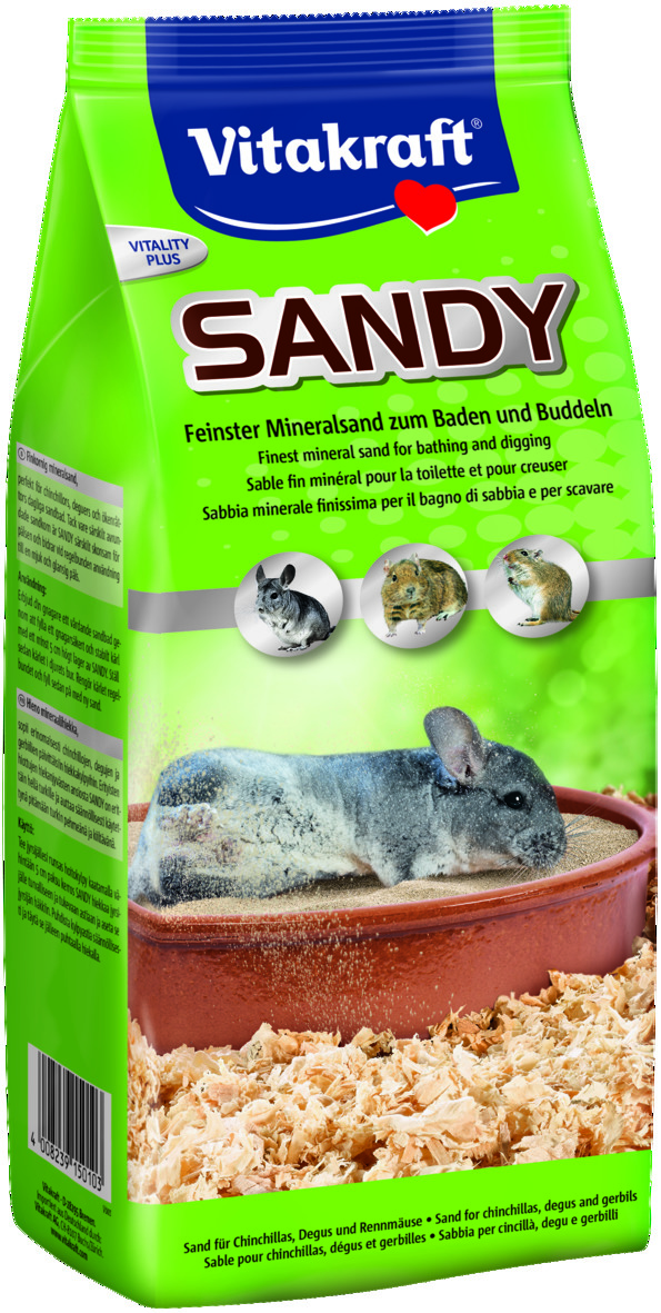 Sandy Special 1kg, Chinchilla
