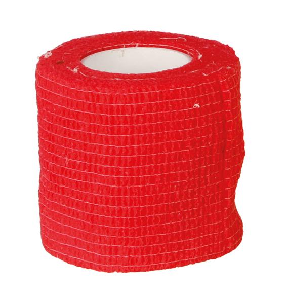Bandagebinda, självhäftande, 5 cm/4,5 m, 4-pack