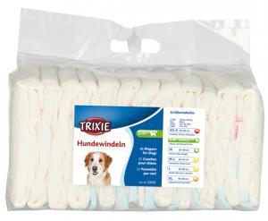 Hundblöjor 12-pack S-M