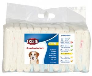 Hundblöjor 12-pack M-L