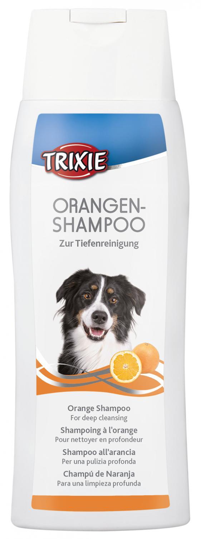 Apelsinschampo, 250 ml