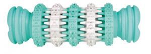 Denta Fun, rulle m mintsmak naturgummi, 11,5 cm