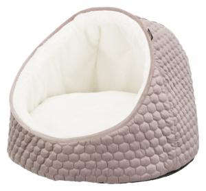 Igloo Livia, ø 45 × 33 cm, antikrosa/cream