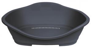 Sleeper plastbädd, 6: 98/117 cm, mörkgrå