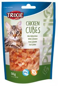 PREMIO Chicken Cubes, 50 g