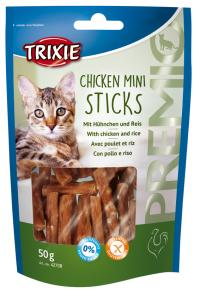 PREMIO Mini Sticks, 50 g
