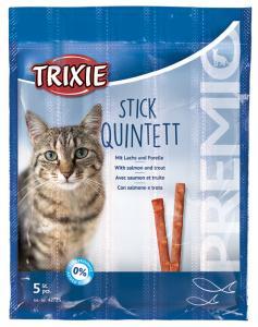 PREMIO Stick Quintett, Lax & Öring, 5x5 g