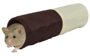 Hamster-Tunnel nylon 25x6 cm