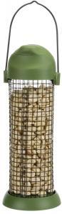 Vildfågelmatare för Jordnötter, 500 ml/22 cm, grön