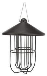 Vildfågelmatare talgboll, ø 19 × 24 cm, svart
