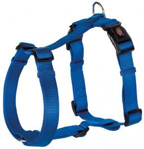 (BV)Premium H-sele, L: 60-80 cm/25 mm, blå