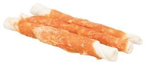 Denta Fun Tuggrullar, kyckling, bulk, 17 cm, 45 g/st.