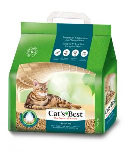 Cat's Best Sensitive/GreenPower 8 L Klumpbildande
