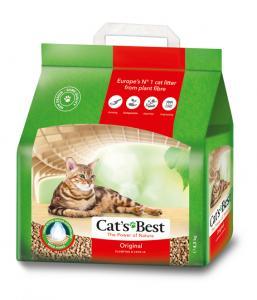 Cat's Best Original/ÖkoPlus 10 L Klumpbildande