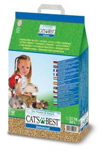 Cat's Best Universal Träpellets 10 L