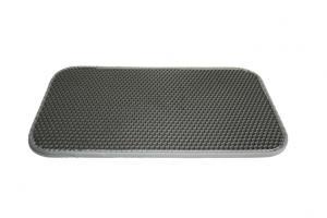 Kattlådematta TrapperMat, PetNation, grå 60x40cm