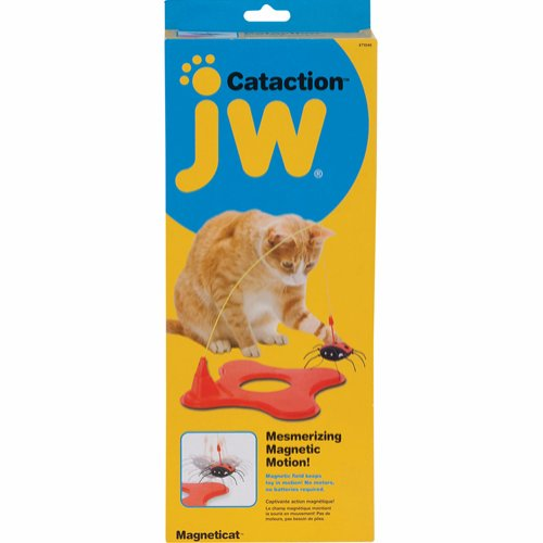 JW Cataction Katteleksak röd