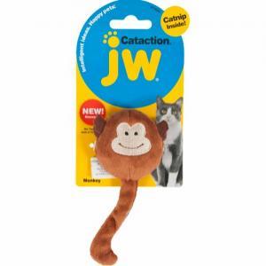 JW Cataction Catnip apa brun