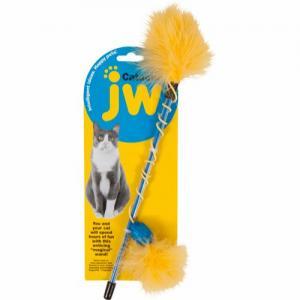 JW Cataction tasselpinne med fjädrar