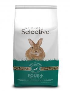 Selective Rabbit Four+ 3 kg