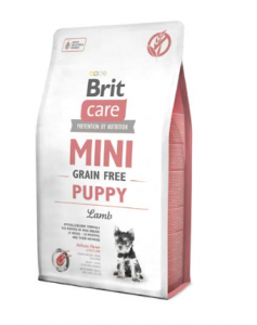 Brit Care Mini Grain Free Puppy Lamb 2 kg